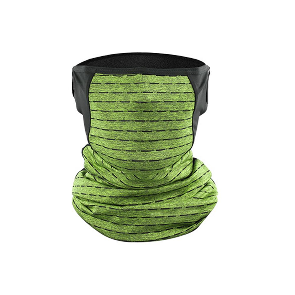 Neck Tube Scarf Bandana Head Face Cover Neck Gaiter Ear Loops Headwear UK/'