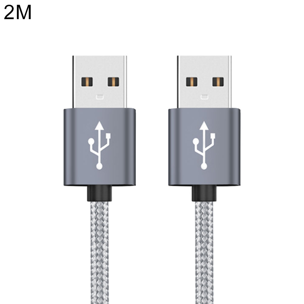 0-25-2m-USB2-0-Male-to-Male-USB-Cable-High-Speed-Data-Transfer-Cord-Novelty thumbnail 15